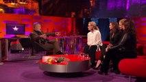 Meryl Streep and Nicole Kidman Discuss Womens Rights - The Graham Norton Show