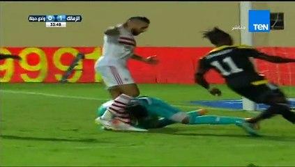 ملخص مباراة الزمالك أمام وادي دجلة .. 2-0 .. الأسبوع الأول من الدوري المصري 2015/2016