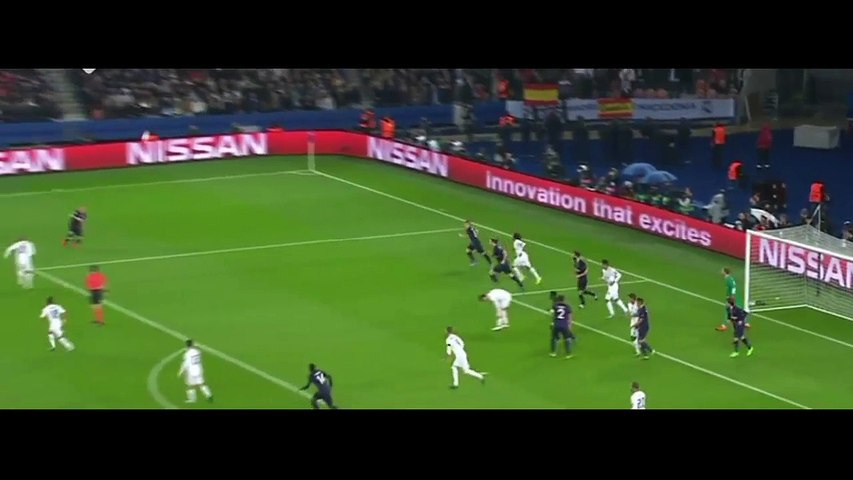 Paris Saint Germain 0-0 Real Madrid : Short match highlights