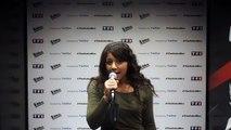 The Voice - The Voice Box Paris - Le casting de Sana Achour - Earned It - The Weeknd
