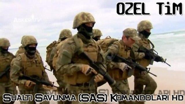 Özel Tim Sualtı Savunma (SAS) Komandoları HD 2015