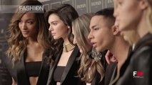 BALMAIN For H&M Fashion Show Event Highlights by Fashion Channel