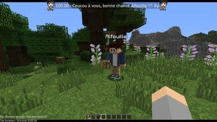 TutoCraft : Alfouille et sa première sur Minecraft | Episode 1