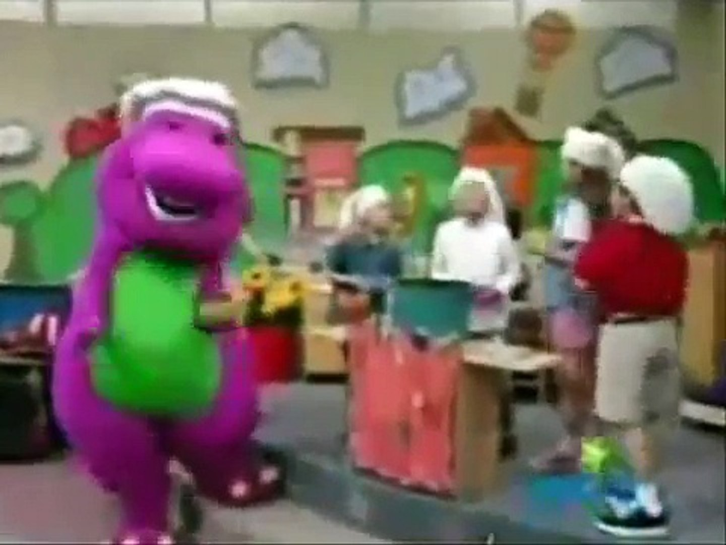 Barney Friends Good Job Season 6 Episode 14 Mostly Complete Episode Dailymotion Video