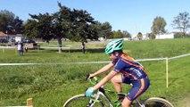 Cyclo cross de Chalon Benjamins 18/10/2015