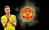 WELCOME MARCO REUS! FIFA 16: Manchester United Career Mode #3