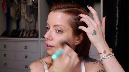 Julia Petit Passo a passo Strobing Leve - maquiagem