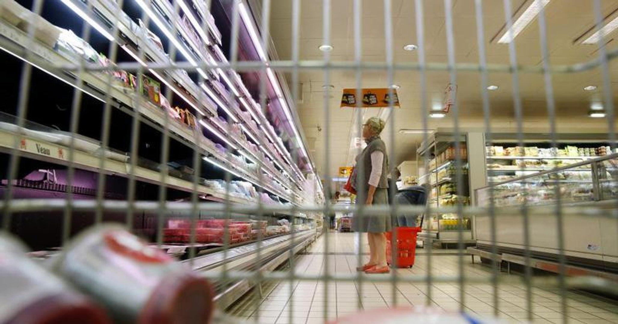 Du porno au supermarché
