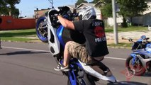 ROC 2014 Ride Of The Century MOTORCYCLE STUNTS Streetfighterz Freestyle Street Stunt Bike