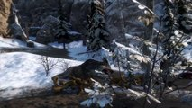"""Rise of the Tomb Raider : 'Woman vs. Wild""""- Environnements difficiles"""