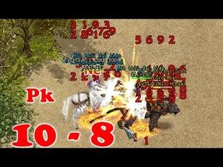 Pk VL2 -  Team TLQ 2-2 - Nam Biện Kinh Bốc Lửa. ( Võ Lâm 2)