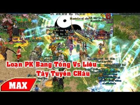 VL2 Loạn PK Bang Tống VS Liêu  Rực Cháy Tây Tuyền châu