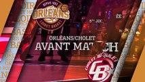 Avant-Match - J05 - Orléans reçoit Cholet