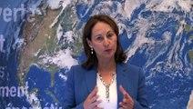 J-39 avant la COP21 :  Ségolène Royal lance un appel pour lutter contre le gaspillage alimentaire