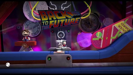 Back to the Future™ - LittleBigPlanet™ 3 (PS4, PS3, englisch) de LittleBigPlanet 3