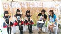 「爆笑!」ライブ直前のインタビュー BABYMETAL Inazuma Rock Festival 2013