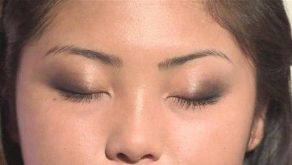 How To Do Asian Smokey Eye Makeup
