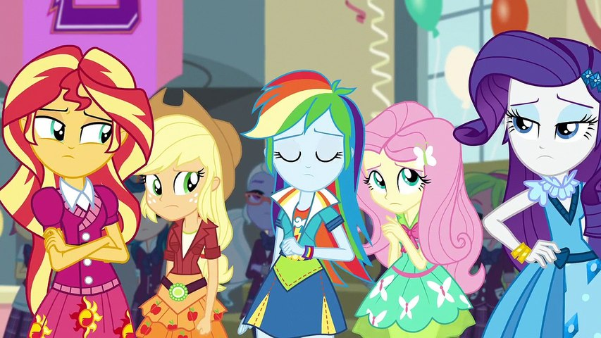 My Little Pony Equestria Girls: Friendship Games Part 2 HD