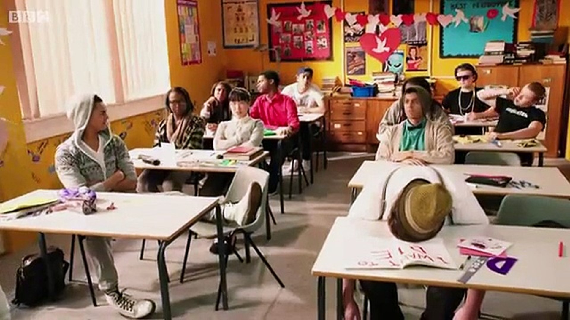Bad Education Season 2 Episode 4 : Valentines Day
