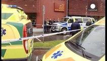 Terrore in Svezia: un uomo con una spada irrompe in una scuola, un morto e quattro feriti