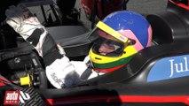 Formule E : Jacques Villeneuve évoque ses débuts en monoplace électrique - Interview