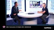 """Eric Naulleau : """"Je suis en accord amical profond avec Eric Zemmour"""" (exclu)"""