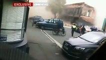 Chile earthquake   massive earthquake   8 3
