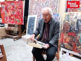 Mahjoub Ben Bella, son oeuvre, ses amis, ses rencontres