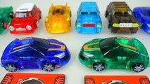 MeCard cars 터닝메카드 에반 그린 과 10대 장난감 Turning Mecard Card transfor