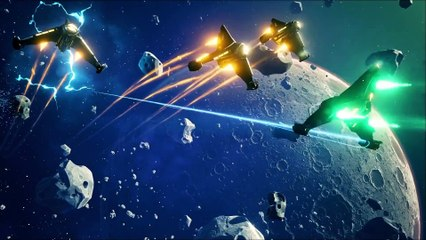 EVERSPACE Trailer Pre-Alpha HD