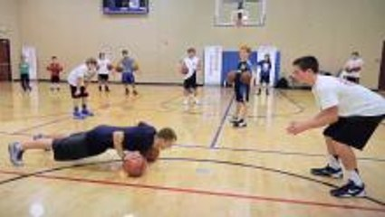 Developing the complete basketball game