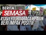 #SaveYourDaraCampaign Beri Impak Positif