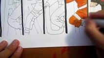 Drawing Naruto Naruto Shippuden