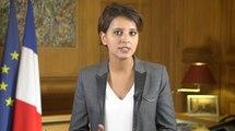 """[ARCHIVE] Première journée nationale """"Non au harcèlement"""" : message de Najat Vallaud-Belkacem aux personnels de l'Éducation nationale"""