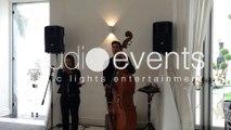 Studio Events @ villa Scalera - Duo contrabbasso e voce live DEMO II