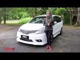 Sinar Turbo #01 - 2014 Nissan Grand Livina