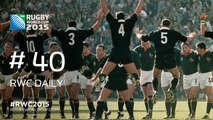 RWC Daily: South Africa and New Zealand's rivalry
