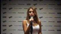 The Voice - The Voice Box Nice - Le casting de Delinda Remy – Mon amie la rose- Dalida