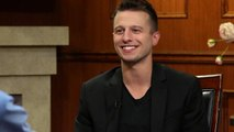 America's Magician Mat Franco Talks Headlining In Vegas And Tries His Hand At Fooling Larry