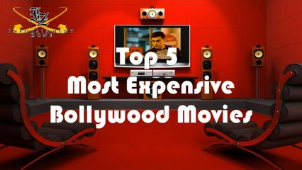Top 5 Most Expensive Bollywood Movies