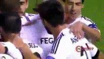 Valencia vs Gent 2 - 1 2015  All Goals  Highlights Champions League 20102015