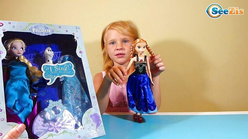 ✔ Кукла Эльза Холодное сердце. Новая Игрушка девочки Маши. Frozen Elsa Disney Store Classic Doll ✔