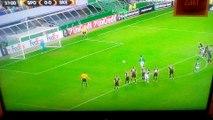Sporting Lisboa vs Skenderbeu 1-0 aquilani