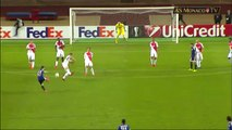 AS Monaco - Qarabag, highlights