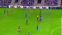 Ahmed Hassan Amazing Goal / Sporting Braga vs Olympique Marseille 1-0 / 2015 HD