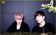 GOT2DAY Mark  Youngjae Arabic Sub.22