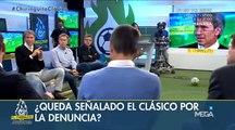 """José Luis Sánchez: """"Pase lo que pase, el Clásico ya está bajo sospecha"""""""