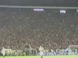 """L'étoile rouge Belgrade au stade """"MARAKANA"""" pendant les matchs   ....Et les joueurs,  et bien  ils jouent  !. ;)"""
