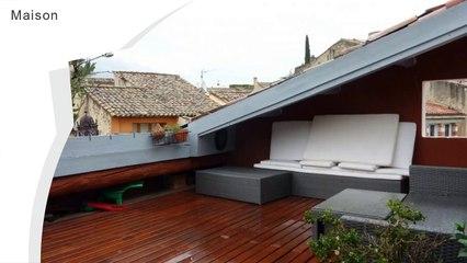 A vendre - maison de village - Cucuron (84160) - 5 pièces - 140m²
