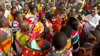 He Named Me Malala Official Trailer #2 (2015) Malala Yousafzai Documentary HD